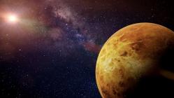Venüs insan yaşamı için bir zamanlar uygunmuş!