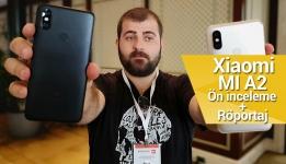 Xiaomi Mi A2 ön inceleme - Xiaomi resmen Türkiye'de!