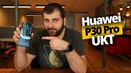 Huawei P30 Pro Uzun Kullanım Testi - UKT