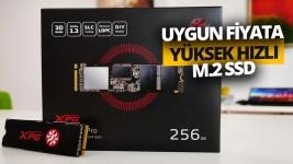 Uygun fiyatlı Adata XPG SX8200 Pro inceleme