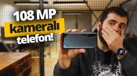108 MP Kameralı Xiaomi Mi Note 10 inceleme