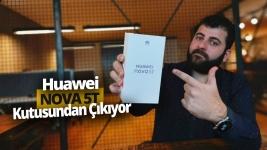 Kirin 980'li Huawei Nova 5T kutu açılışı!