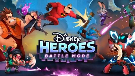 Disney ve Pixar karakterleri mobilde birbirine giriyor!
