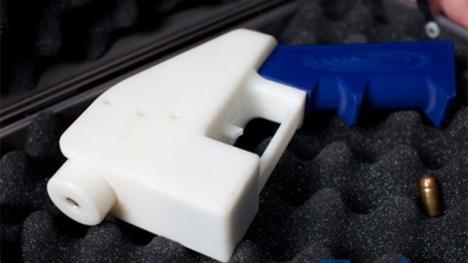 ABD'de 3D yazıcı silahları davası sonuçlandı!