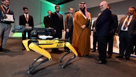 Robot köpek için üretim hedefi belli oldu!