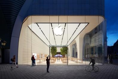 Apple mağazasında iPad patladı! Yaralılar var!