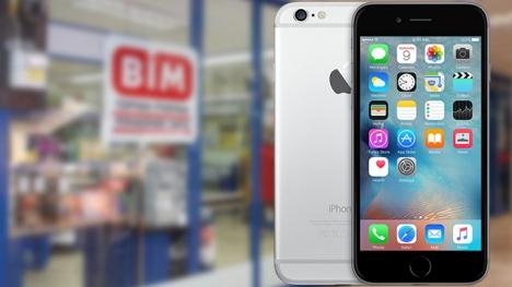 BİM iPhone 6 satışını iptal etti!