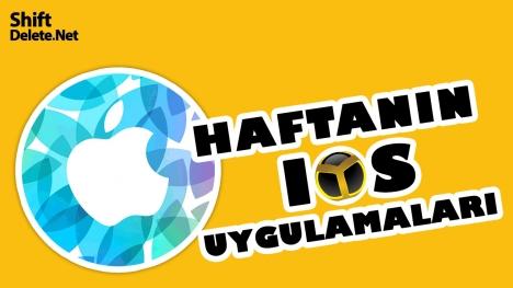 Haftanın iOS Uygulamaları – 18 Ağustos