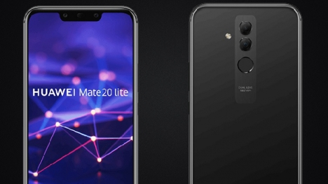 Huawei Mate 20 Lite renk seçenekleri gözüktü!