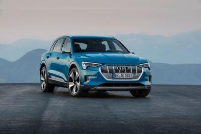 İşte karşınızda Audi'nin ilk elektrikli otomobili!