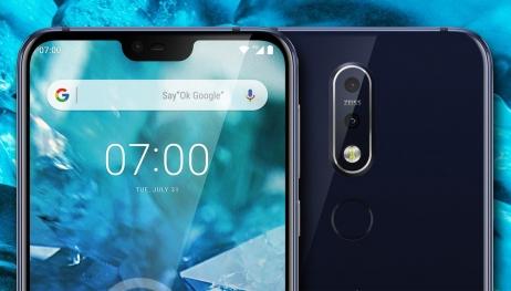 Nokia 7.1 Plus tasarım detaylarıyla ortaya çıktı!