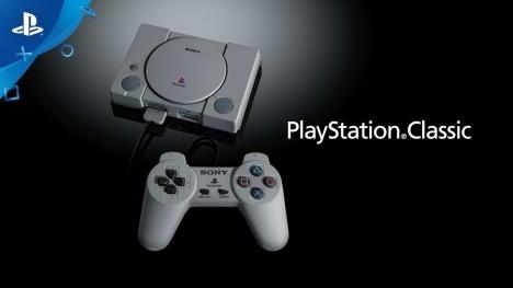 Playstation Classic satışa sunuluyor!