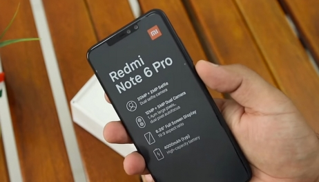 İşte tüm detayları ile Xiaomi Redmi Note 6 Pro!