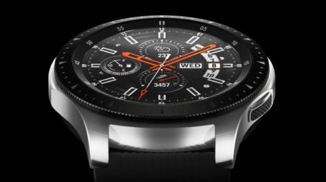 Galaxy Watch için yeni güncelleme!