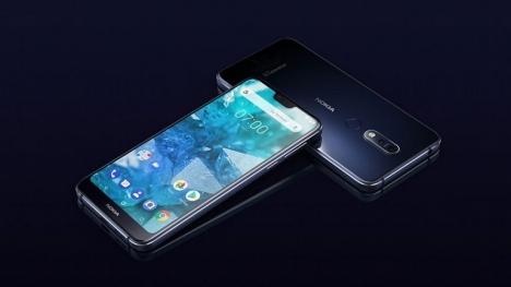 Nokia 7.1 Plus özellikleri ve tasarımı ortaya çıktı