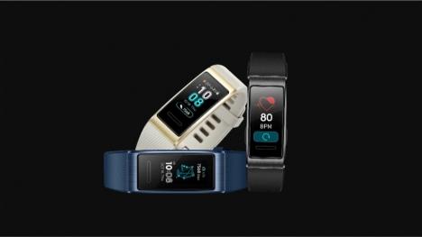 Huawei Band 3 Pro tanıtıldı! İşte özellikleri!