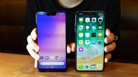 iPhone XS Max ve Pixel 3 XL hız testinde! (Video)