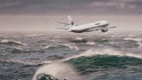 Kayıp Malezya uçağı dizi oluyor!