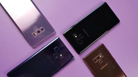 Galaxy Note 9 için yeni renk seçeneği geliyor!