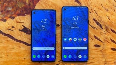 Infinity O ekranlı Samsung modeli ortaya çıktı!
