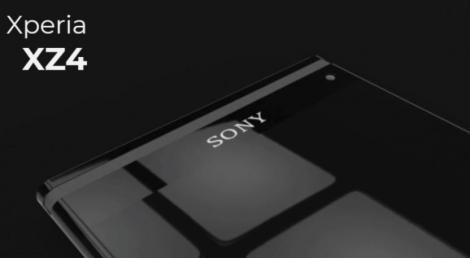 Sony'nin yeni amiral gemisi Xperia XZ4 sızdırıldı!