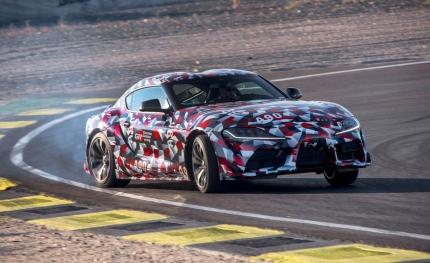 2020 Toyota Supra, kamuflajsız görüntülendi!