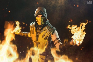 Mortal Kombat 11 Kollector's Edition'dan sürpriz!