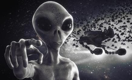 ABD'nin sır gibi sakladığı UFO belgeleri yayınlandı!