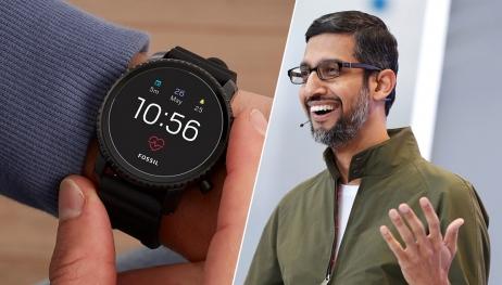 Google lüks saat üreticisinin teknolojilerini satın alıyor!