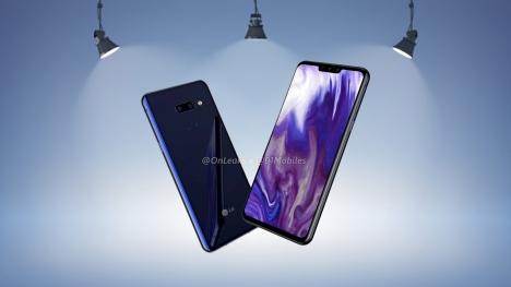 LG G8 özellikler ve tasarımı ortaya çıktı!