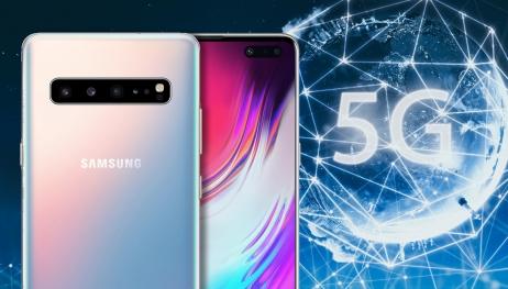 Samsung Galaxy S10 5G tanıtıldı! İşte özellikleri