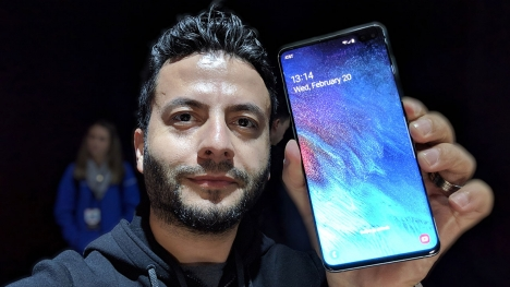 Samsung Galaxy S10 Plus ön inceleme (Video)
