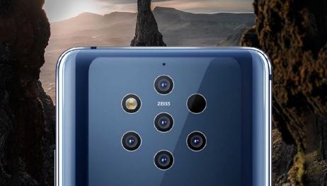 İşte beş kameralı Nokia 9 ile çekilen fotoğraf!