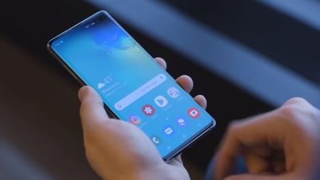 Samsung Galaxy S10 Plus tanıtıldı!