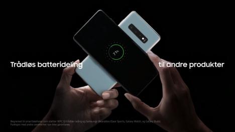 Galaxy S10 için ilk reklam filmi yayınlandı!