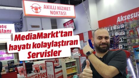 MediaMarkt'tan hayatı kolaylaştıran GSM servisleri!