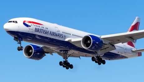 British Airways uçağı yanlış ülkeye uçtu!