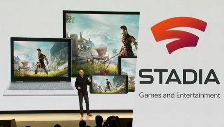 Google'ın bulut oyun servisi: Stadia duyuruldu!