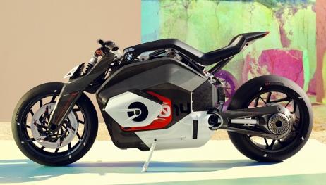 BMW Motorrad Vision DC Roadster tanıtıldı!