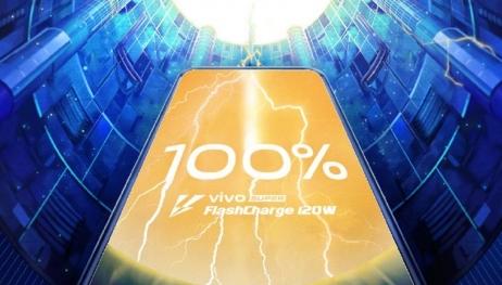 Vivo 120W hızlı şarj teknolojisini tanıttı!