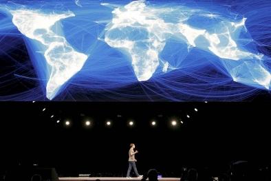 Facebook tüm dünyayı haritalayacak ilk adımı attı