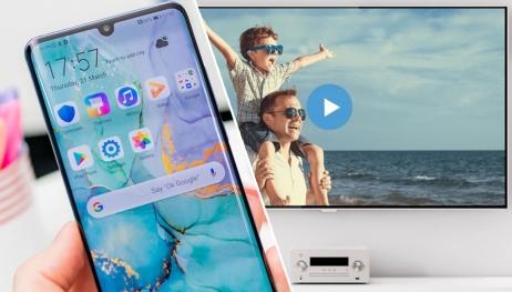 Harmony OS ile çalışan ilk Huawei cihaz belli oldu!