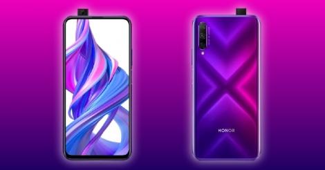 Kirin 810'lu Honor 9X ve 9X Pro tanıtıldı!
