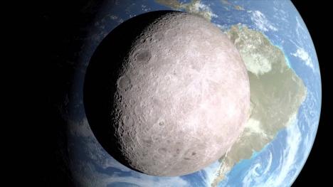NASA'dan Apollo 17 eşliğinde Ay panoramaları
