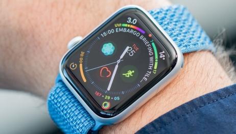 Apple Watch Series 5 çalışırken görüntülendi