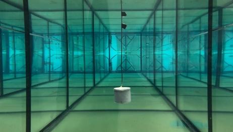 Su altında bataryasız iletişim sistemi kuruldu!