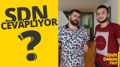 Sorularınızı alıp gelin! - SDN Cevaplıyor #175
