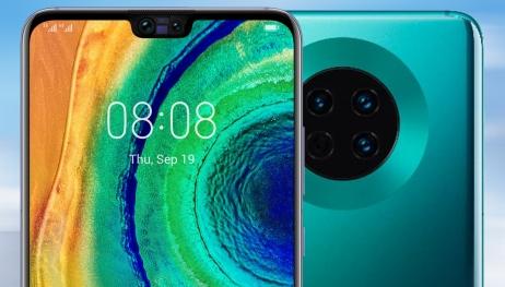 Huawei Mate 30 tanıtıldı! İşte özellikleri ve fiyatı