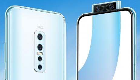 Çift açılır kameralı: Vivo V17 Pro tanıtıldı!