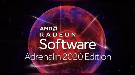 AMD Radeon Software Adrenalin 2020 Edition çıktı!
